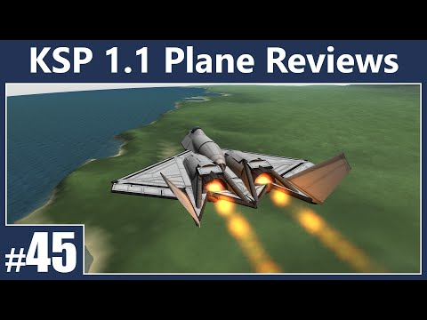 Plane Reviews Ep.45 - YF-23 & F-22 & Similars