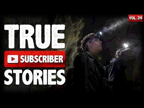 Elementary School & Urbex Stories | 10 True Scary Subscriber Horror Stories (Vol. 24)