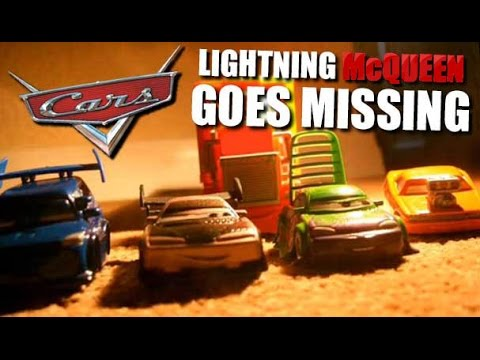 Cars - Lightning McQueen Goes Missing