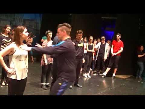 Encanto Dance Academy - Romeo si Julieta. Repetitie Generala. Partea a II-a. Adulti