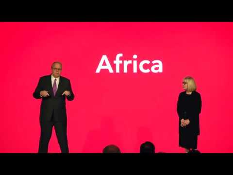 "President Reed and Diane Wilcox: ""Lessons from Africa"""