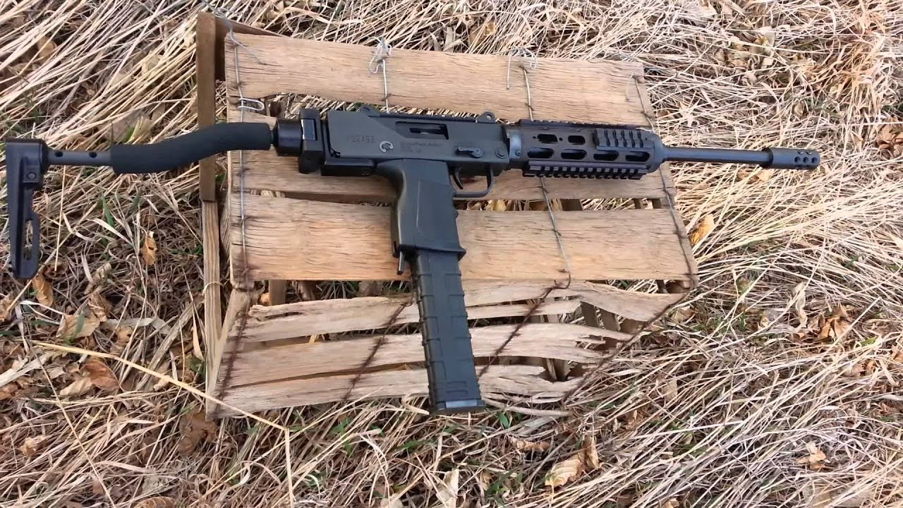 Masterpiece Arms 9300SST SF 9MM Carbine update