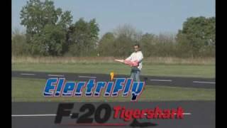 ElectriFly™ RC F-20 Tigershark Sport-Scale EDF