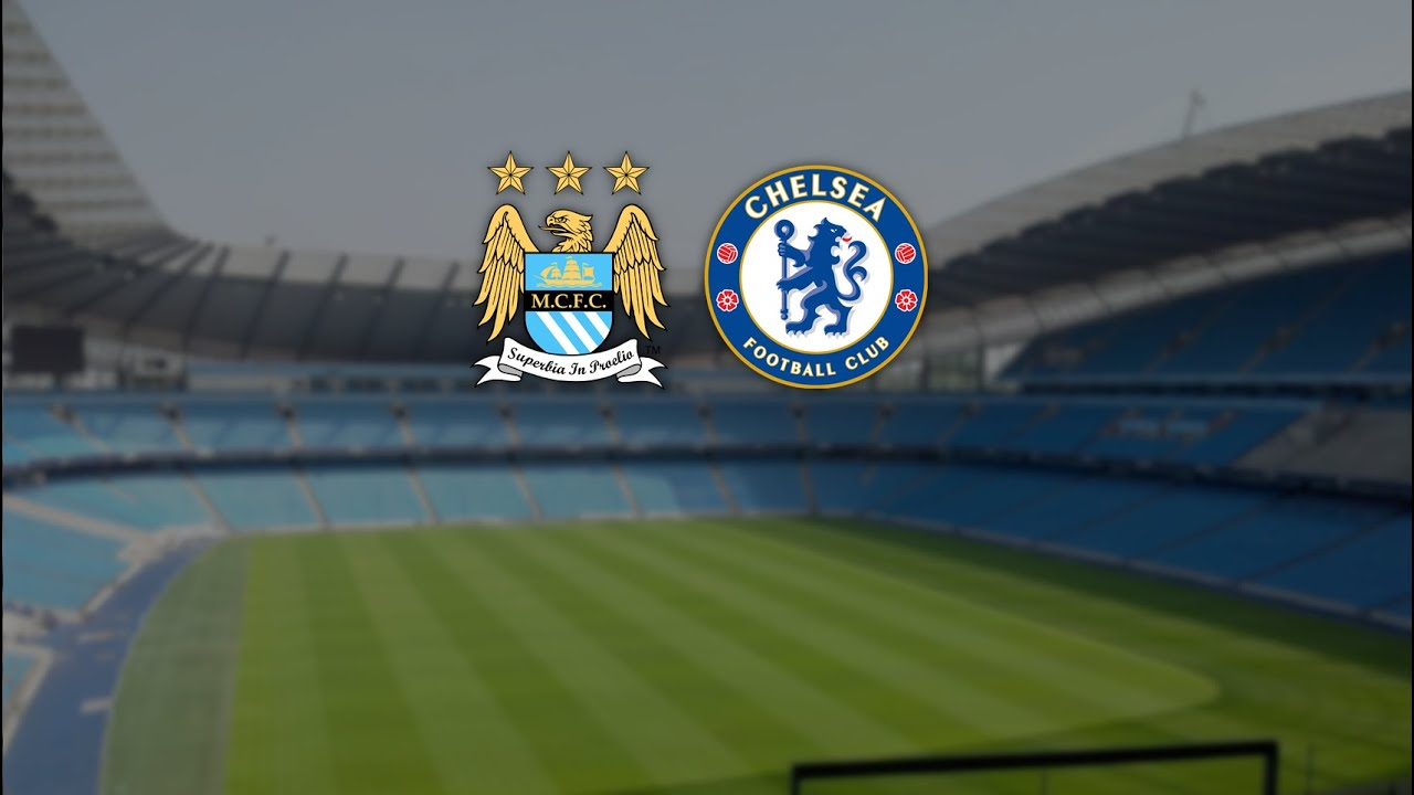 Chelsea Vs Man City: Manchester City Vs Chelsea 2015/16