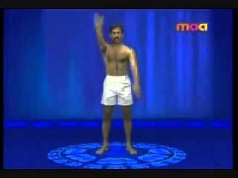 Manthena Satyanarayana raju Complete Warming Up Exercise
