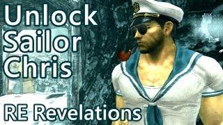Sailor nudo redfield Chris