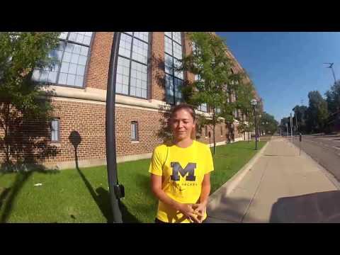 University of Michigan - Campus Tour