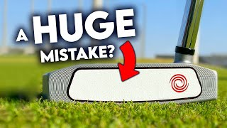 After 20 years a LEGEND returns...but is it a mistake? Odyssey White Hot OG Putters