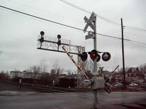 MBTA Commuter Rail Crossing 3