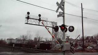 MBTA Commuter Rail Crossing 3