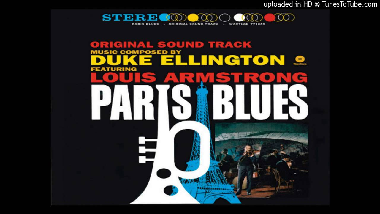 Paris Blues Main Theme Duke Ellington 1961 Youtube