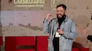 El pensamiento es una imagen que se revela diferente | Primo Gutierrez | TEDxCiudadJuarez
