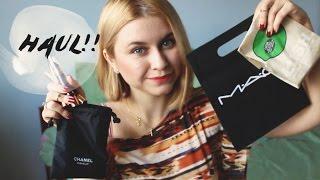 Haul/ Покупки и подарки : Faberlic, MAC, LUSH, Chanel, Ebay | carrypingwin(Покупки, подарки, заказы......))) Подпишись:* http://youtube.com/subscription_center?add_user=carrypingwin Новые видео каждую неделю: макия..., 2014-09-13T12:14:19.000Z)