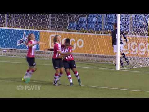 14-10-2016: PSV Vrouwen - Telstar