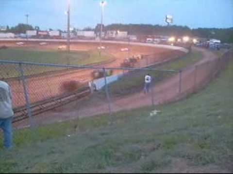 West Virginia Motor Speedway B-Main