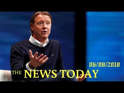 Verizon Names Former Ericsson Chief To Replace McAdam | News Today | 06/08/2018 | Donald Trump