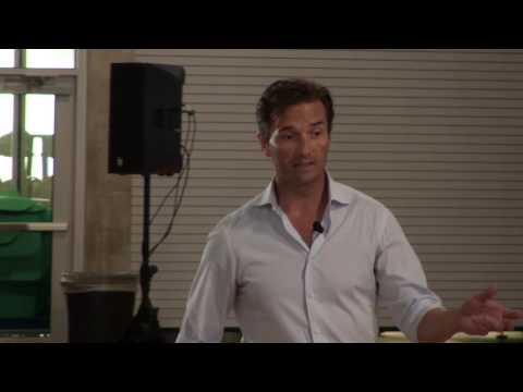Dallas Eakins - What Comes First, Character or Leadership?