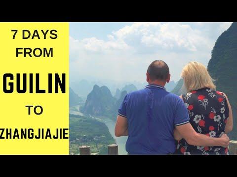China Travel: 7 Days in China: Guilin, Yangshuo, Rice Terraces, Zhangjiajie | Wendy Wei Tours