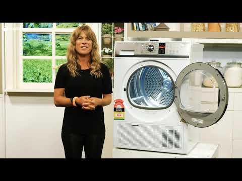 Fisher & Paykel DH8060P1 8kg Heat Pump Dryer