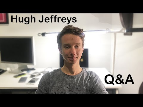 Hugh Jeffreys Q&A
