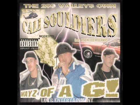 Cali Souldiers - California Mob