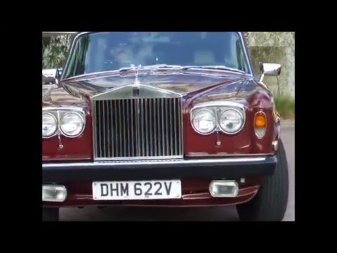 Vintage Wedding Rental | 1979 Rolls Royce : Tampa