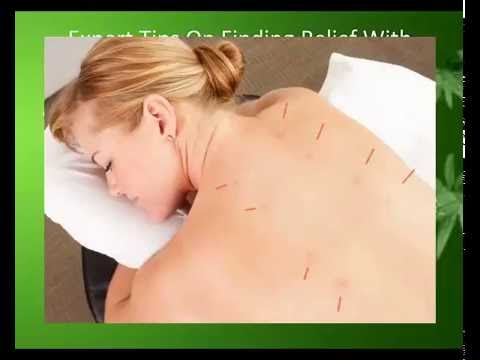 Expert Tips On Finding Relief With Accupuncture