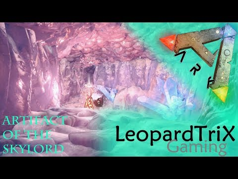 Ark Survival Evolved | Artifact of the Skylord | North West Cave | Solo