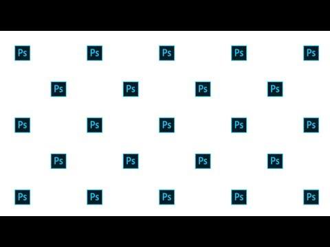 Как сделать узор в шахматном порядке в фотошопе