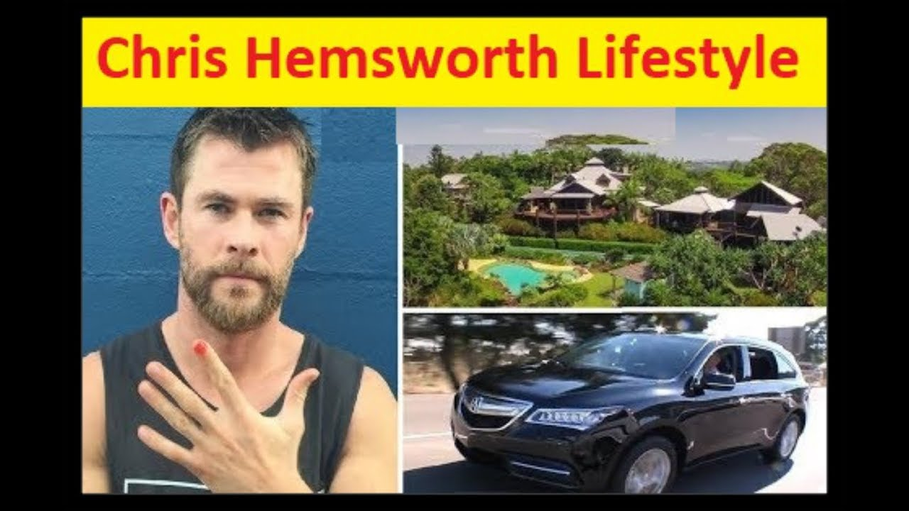 Chris Hemsworth Net Worth, Income, Cars, House, Private ...