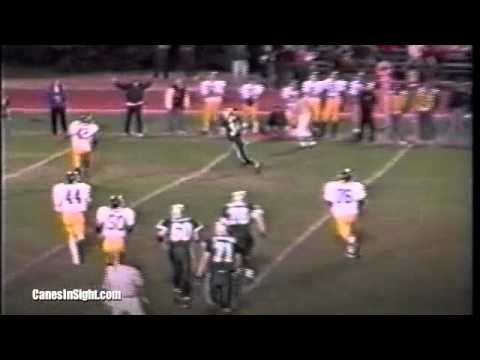 Ken Dorsey High School Highlights