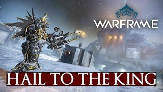 про Warframe - HAIL TO THE KING! - Хрома (мнение и билд)