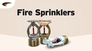 Fire Sprinkler Heads - Globe Fire Sprinkler Heads - Fire