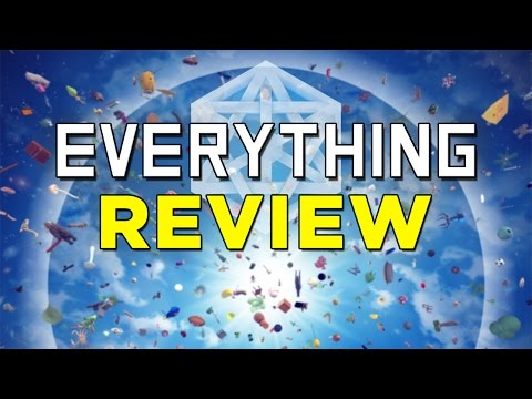Everything REVIEW! The Game Where You Can Be Anything