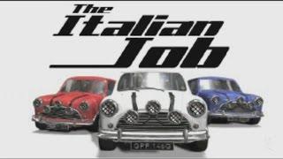 01 • The Italian Job - Klauen wir Millionen! ▬ RETRO LIVE Let