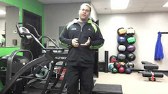 Tired of ellipticals giving you back pain? Try the Arc Trainer