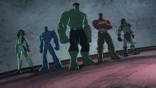 Hulk And The Agents of S.M.A.S.H: Family of Hulks Trailer