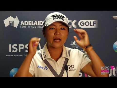 Lydia Ko Wednesday press conference 2017 ISPS Handa Women's Australian Open