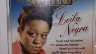 """Leila Negra, Mit dem Orchester Karl Loubé sings: """"Mamatschi"""""""