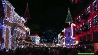 Osbourne Family Spectacle of Dancing Lights 2013 - Hollywood Studios