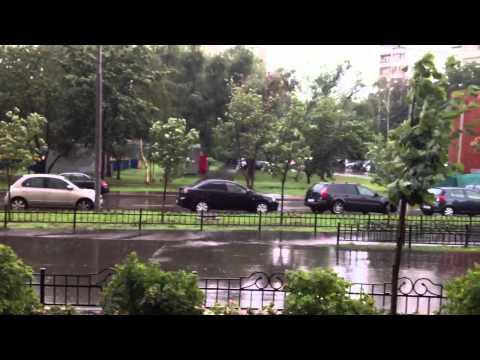 Ненавязчивое московское лето