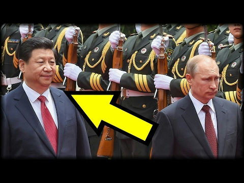 URGENT: CHINA IS PREPARING A MAJOR OFFENSIVE AGAINST THE UNITED STATES - THIS IS NOT GOOD!