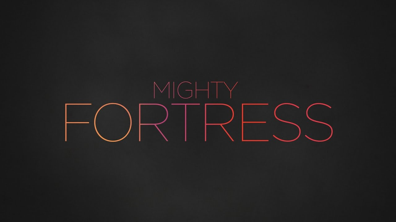 a mighty fortress is our god contemporary version