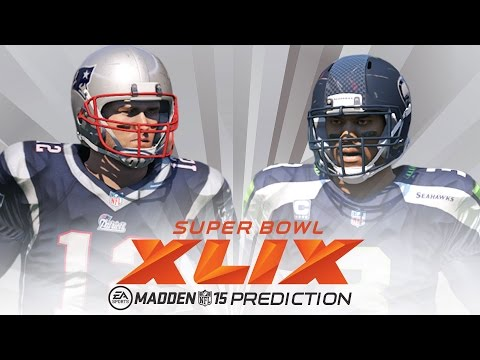 Madden's simulation of the Super Bowl predicted the exact final score
