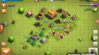 Clash of Clans - preciso de recursos !