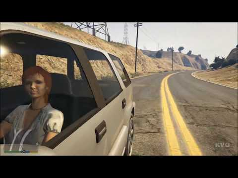 Grand Theft Auto 5 First Person Open World Free Roam