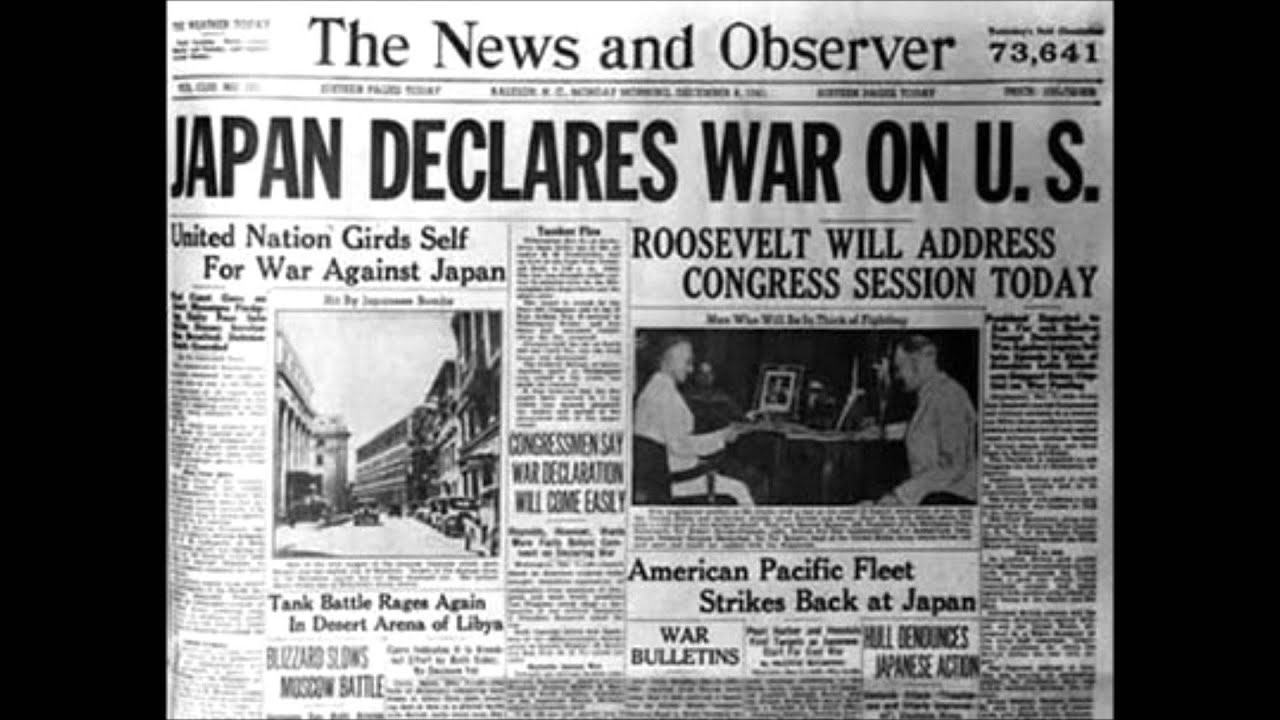 the bombing of pearl harbor essay