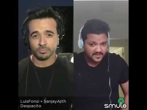 (DESPACITO) Spanish vs Indian - Luis Fonsi & Sanjay Ajith