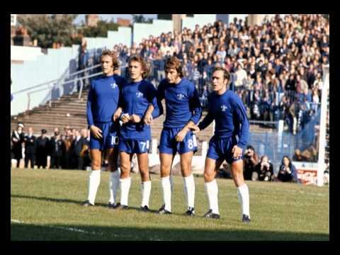 Chelsea F.C. - Alan Hudson skill 70s