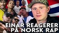 EINÁR REAGERER PÅ NORSK RAP   YLTV